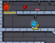 Fireboy and watergirl the ice temple T�zolt� j�t�kok ingyen